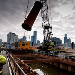 Melbourne Main Sewer Replacement