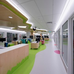 Perth Children's Hospital, WA